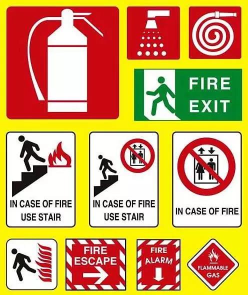 幼儿园发生火灾时,怎么办?逃生必备小知识学起来~