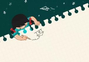 一篇文章教您读懂儿童画和画图背后的故事