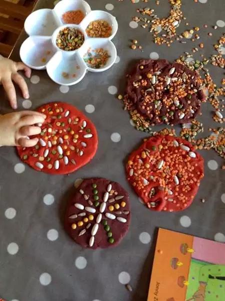腊八节手工 | 用来做腊八粥的食材还可以做这些~