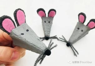 鼠年就要�@麽玩,20�N老鼠��意DIY,好玩得停不下�恚�