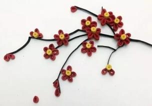 手工 | 最冷的節氣開最美的花,帶孩子感悟最美的品質
