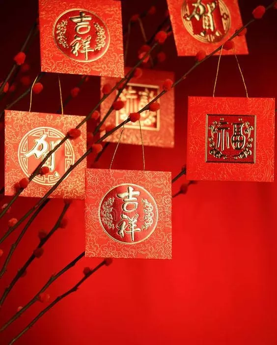 一站式解锁春节的家居装饰,就在这里!
