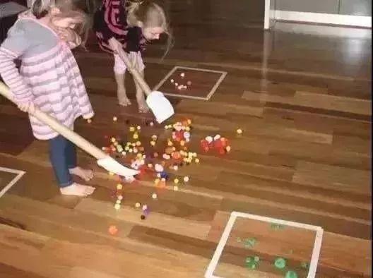 游戏   这20个在家玩的亲子小游戏分分钟让宅娃嗨起来
