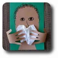 给孩子设计的「可恶的病菌」DIY游戏,陪玩、科普、锻炼三不误