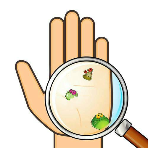 中班健康领域活动 | 《勤洗手,病菌都赶跑》