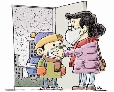 小班健康教案 | 《小口罩,大作用》