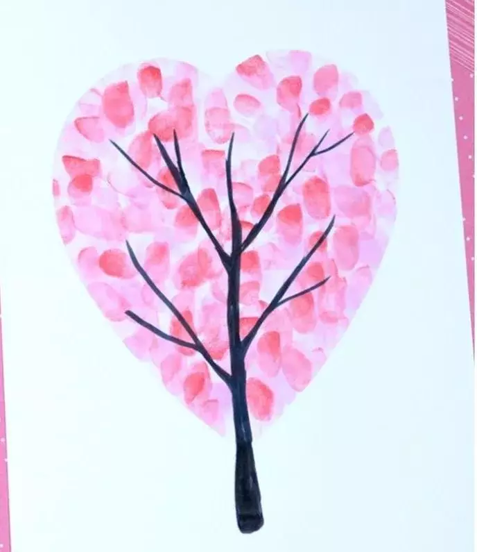 婦女節手工 | 做個愛心賀卡,送偉大的小仙女們~