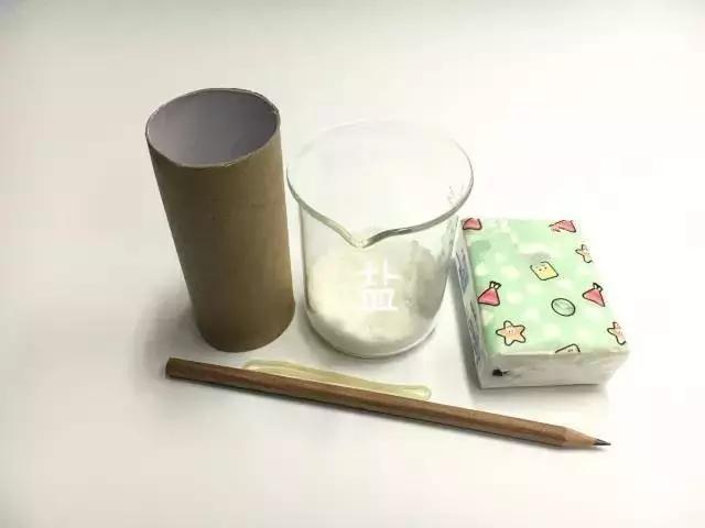 趣味科學實驗   神奇的鹽