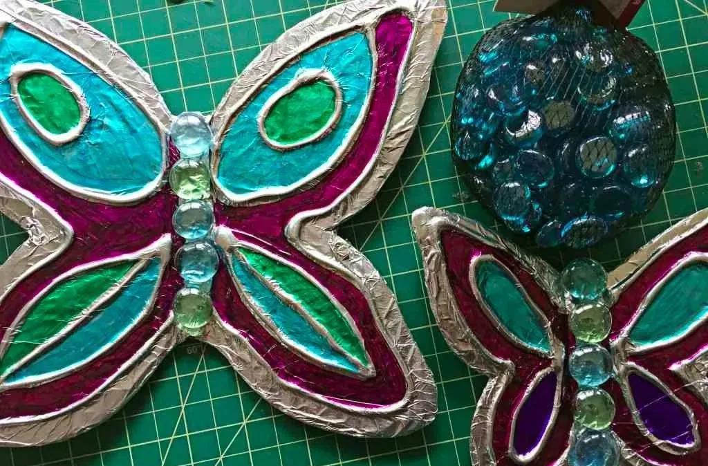 手工 | 在蝴蝶DIY中感受生機勃勃的春天~