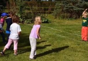 幼兒園體育活動各年齡階段目標已整理好,請查收~