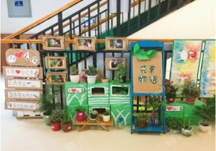 小班環境創設思考+圖片 | 《花園之家》環境與你共成長