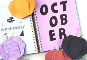 手工 | 10种折纸趣味玩法,逗娃、装饰、礼物样样全