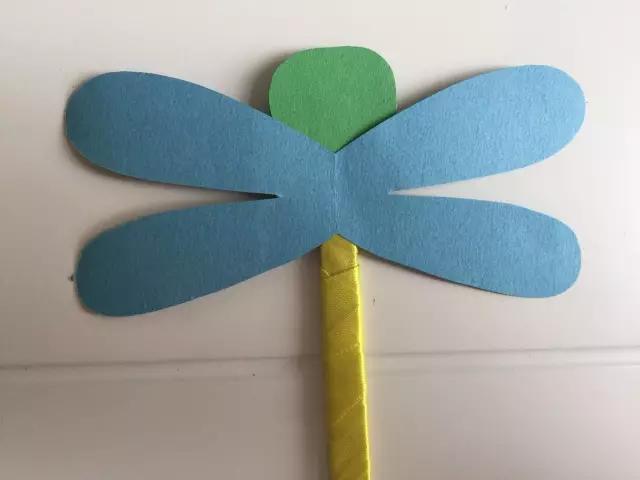 手工   初入夏,蜻蜓舞,這些可愛的小蜻蜓等你get~