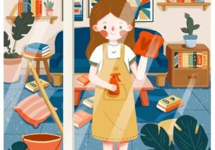 孩子抢着做家务?可能他们用了这些方法……