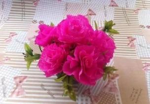 三八妇女节送妈妈一束康乃馨,快和孩子一起来学吧!