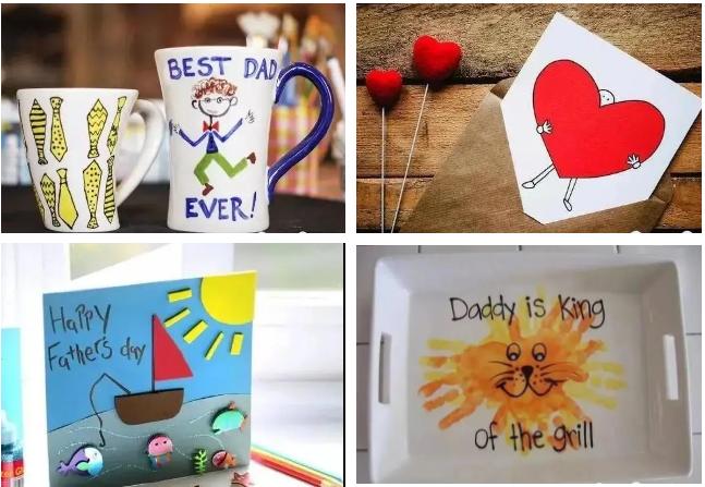 手工 | 這7款父親節創意手工也太贊了吧,快用它表達你的愛吧