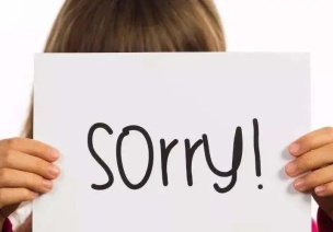 """下次孩子犯了错,不要再强迫他说""""对不起""""了!"""