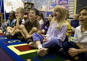 【看国外】美国幼儿园的科学课程