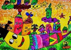 教學反思:幼兒想象畫教學